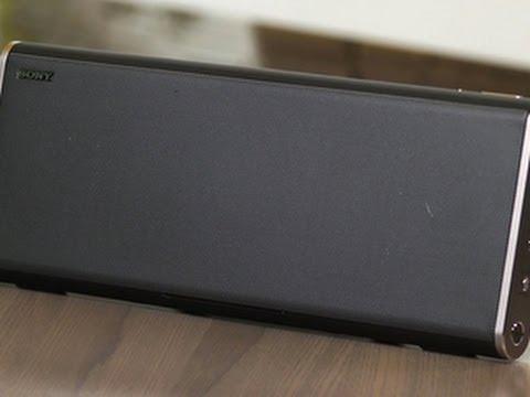Classy wireless speaker excels