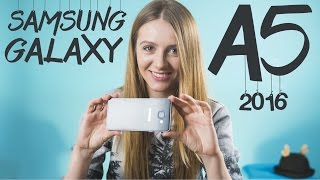 Samsung Galaxy A5 2016: опять A-пять