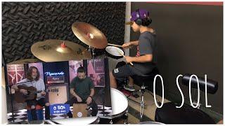 Baixar O Sol - Vitor Kley e Junior Lima (Drum Cover - Pierre Maskaro)
