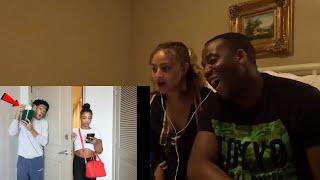 SLIME PRANK ON GIRLFRIEND!! |DE'ARRA AND KEN REACTION