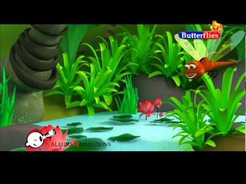 Kusruthi Kutty 2 (kids Nursery Rhymes Malayalam) video