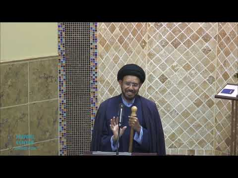 "Jumah Khutbah ""Sympathy in Islam"" 06/14/2019 Maulana Syed Hussain Ali Nawab"
