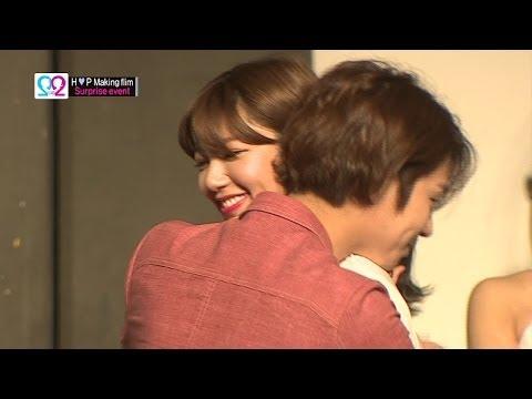 Global We Got Married S2 EP13 Making Film (Super Junior Heechul & Puff) 140702 (슈퍼주니어 김희철 & 곽설부)