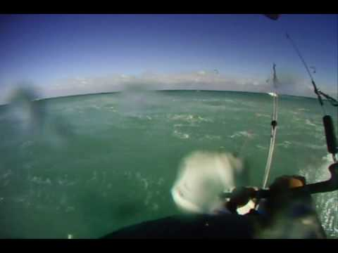 Kiteboarding 2009 Jupiter Kite Invasion Part 2 Video
