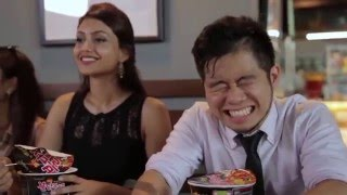 The Next Miss Universe Malaysia 2016 | Ernest Ng & Jiven: Korean Fire Noodle Challenge