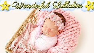 Relaxing Baby Music ♥ Bedtime Lullaby ♫ Super Soft Calming Sleep Music Good Night Sweet Dreams