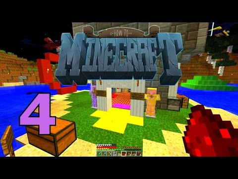 Minecraft: SMP HOW TO MINECRAFT #4 PRANK: Heartbeat Noteblock with JeromeASF