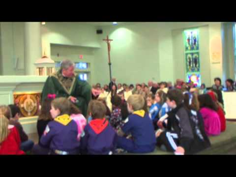 Borrowing God's Smile ~ Msgr. Daniel F. Hoye 2.5.12.mpg