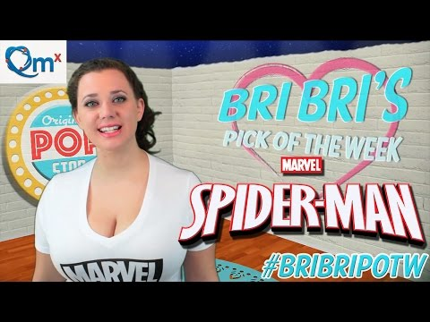 Bri Bri's Pick of the Week! #5 Spider-man!!