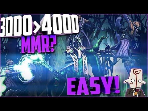 КАК ПОДНЯТЬ ММР? | 3000-4000 | DOTA 2