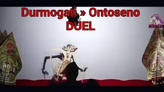 Perang lucu¡¡Ontoseno vs Durmogati