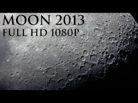 Clear Moon 2013 - Full HD