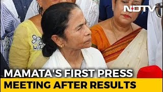 """""""Told Party I Don't Want To Continue As Chief Minister"""": Mamata Banerjee"""