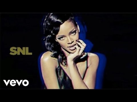 download lagu Rihanna - Diamonds Live On SNL gratis