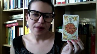 44. Trainee Tarot Part 3: The Fool