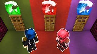 Minecraft ITA - NON SCEGLIERE LO TSUNAMI SBAGLIATO!!