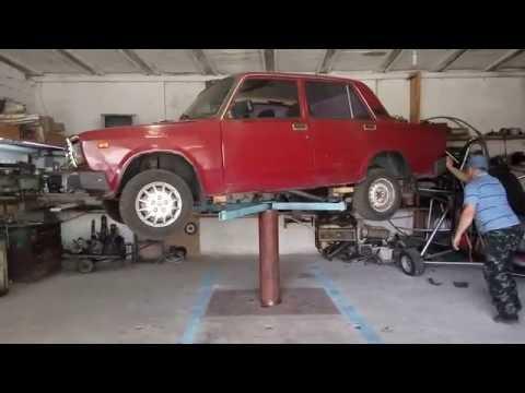 Автоподъемник своими руками - Video izle - Biortam.com BiVideo Arama Motoru
