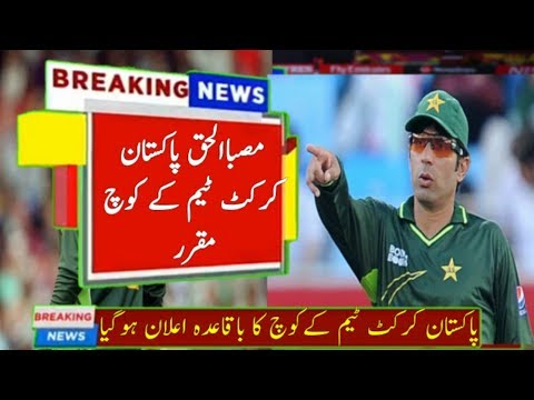 Finally Pcb Announced New Coach Of Pakistan Cricket Team -Talib Sports