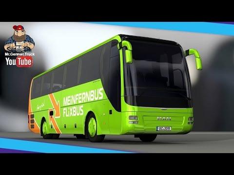 [Fernbus Simulator] Erste Eindrücke *Lets Play*