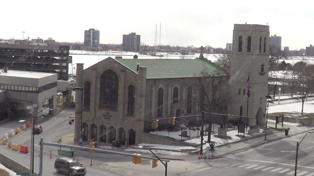 Mariners' Church, Detroit (Maritime Sailors' Cathedral ...