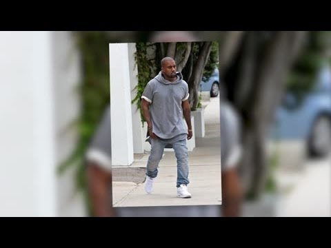 Kim Kardashian and Kanye West Nap With Baby North - Splash News | Splash News TV | Splash News TV