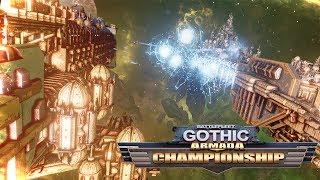 Battlefleet Gothic Championship, Match 25