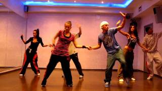 ILSHAT - dance combination (choreography for Irakli - Sdelay shag)