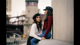 PHOTOGRAPHING 2 models at the SAME time ft. the Sony A7RIII