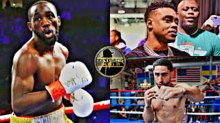 Terence Crawford Says Errol Spence Jr May Struggle With Danny Garcia!!!
