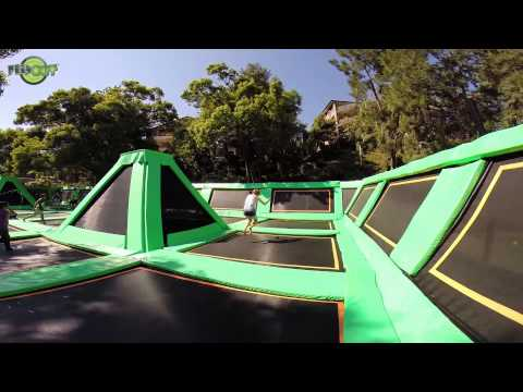 Trampoline Tricks! Flipout Parramatta