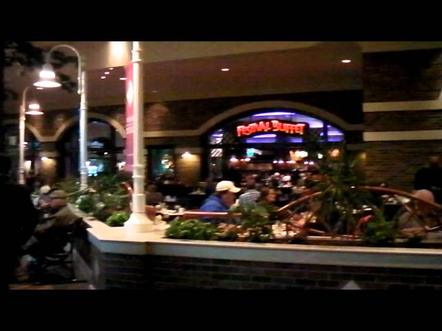 Foxwoods Resort Casino in Connecticut (featuring X-Factor Audition Booth) by jonfromqueens