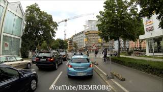Driving Through (München) Munich Germany