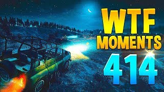 PUBG Daily Funny WTF Moments Highlights Ep 414