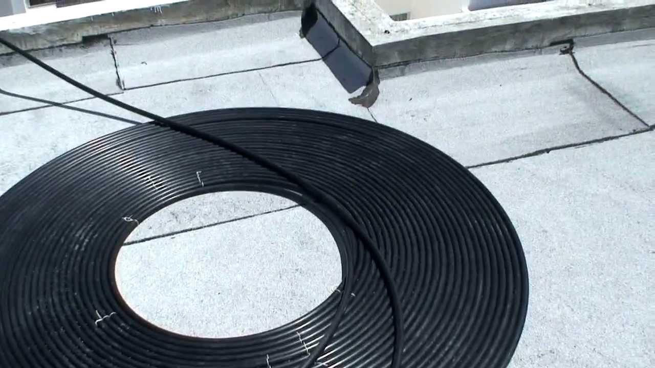 Calentador solar de agua hecho en casa diy youtube - Calentar piscina solar ...