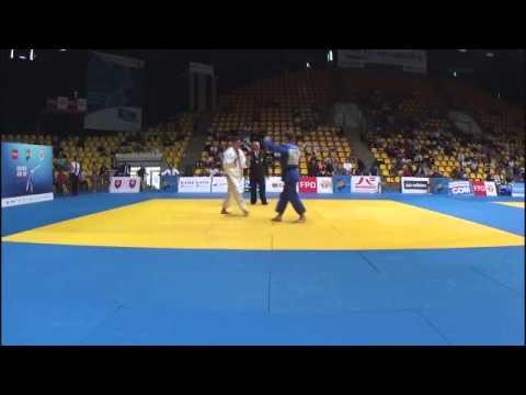 European Judo Cup Bratislava 2015 - Tatami 1