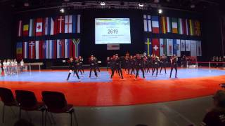 Team GJ - IDO world Championship 2014 - Bochum (1)