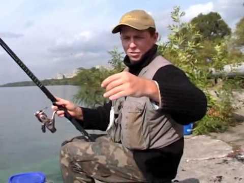 О рыбалке всерьез. Ловля на болонскую удочку в городе