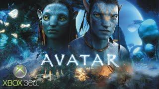 James Cameron's Avatar O jogo (the game) Xbox 360 - Gameplay