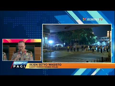 Kapolri Naikkan Pangkat 3 Polisi Korban Bom Kampung Melayu