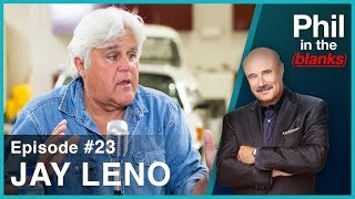 Phil In The Blanks #23 - Jay Leno