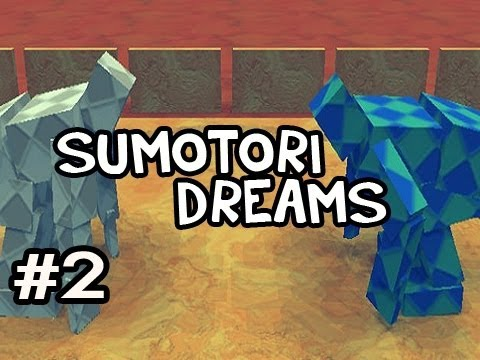 Sumotori Dreams w/Nova Ep.2 - 4-MAN HOT STEAMY SUMO WRESTLING