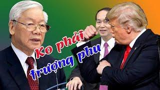 Thủ tiêu Trần Đại Quang để soán ngôi CTN, Nguyễn Phú Trọng bị Mỹ cấm nhập cảnh vào tháng 11 tới