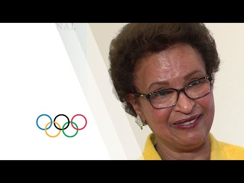 Sheikha Naimah Al Sabah (Kuwait) - IOC Trophy for Asia | Women and Sport