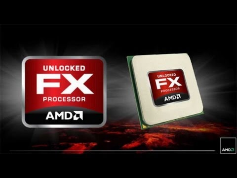 Unboxing #01 - AMD BULLDOZER X6 3.8GHZ !!