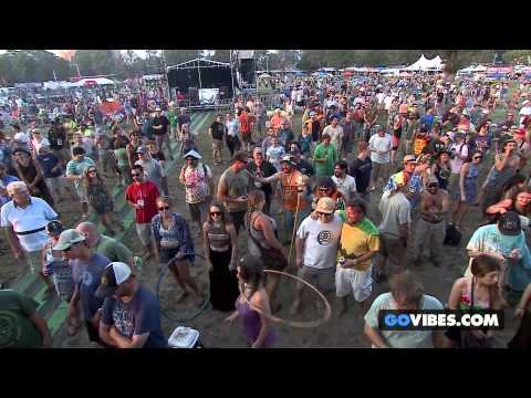 "Strangefolk performs ""Burned Down"" at Gathering of the Vibes Music Festival 2014"