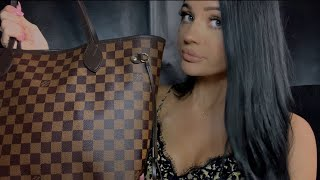 ASMR| UPDATED: WHAT'S IN MY PURSE