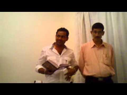 Steev Singing 'mog Tuzo Kitlo Ashelo' video