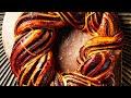 Chocolate orange babka - In The Zone - BBC Good Food