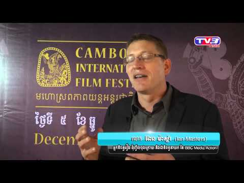 """Spirit of Asea"" a Prestige Winner Film in Japan Shows in Cambodia"