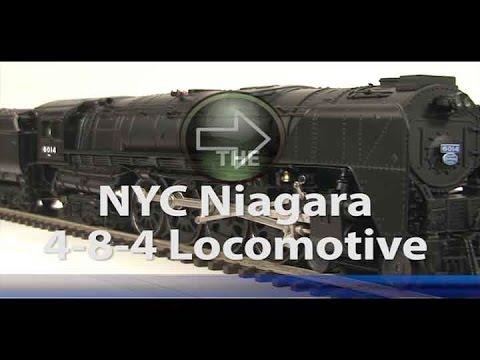 MTH Premier O Scale NYC Niagara Steam Locomotive